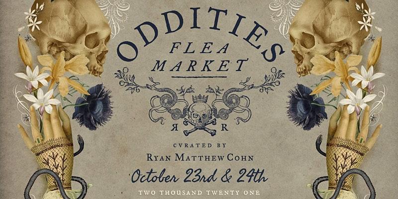 We're back! Oddities Flea Market is thrilled...